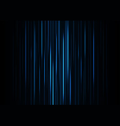 blue speed laser technology background vector image vector image