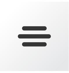 Fog icon symbol premium quality isolated haze vector