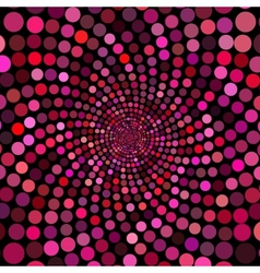 Swirly background vector