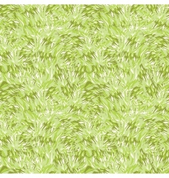 Green grass texture seamless pattern background vector