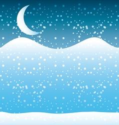 Hello winter design vector