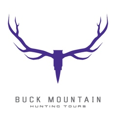 Generic hunting logo vector