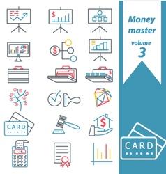 Money master volume 3 vector