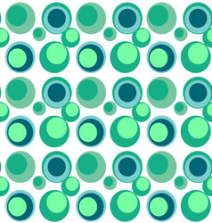 Seventies mod pattern background vector