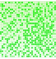 light green pixel background vector image