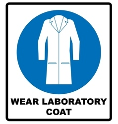Industry health and safety protection equipment vector