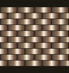 Bronze gradient pattern vector