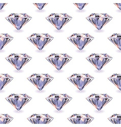 Diamond seamless repeat vector