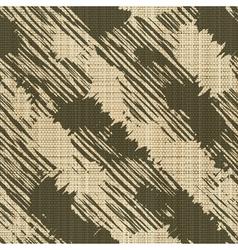 fragmentary edges print vector image vector image