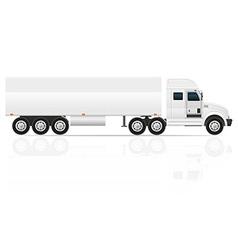 truck 02 vector image vector image