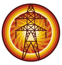 Power line symbol vector