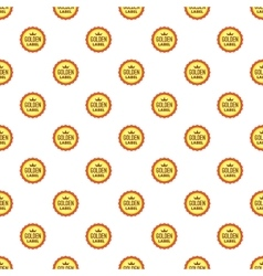 Label best offer pattern cartoon style vector