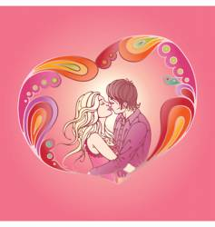Visualization of love vector
