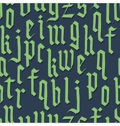 Gothic foun seamless wallpaper vector