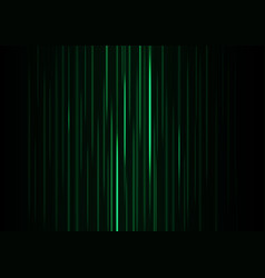 green speed laser technology background vector image vector image