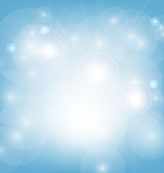 Light blue abstract background vector