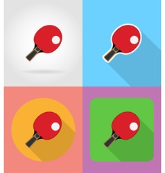 Sport flat icons 06 vector