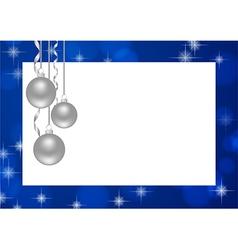 Christmas frame 2411 04 vector