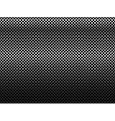 metal grid vector image vector image