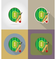 sport flat icons 71 vector image vector image