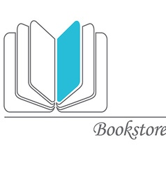 Bookstore vector