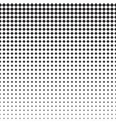 Rhomb halftone pattern vector