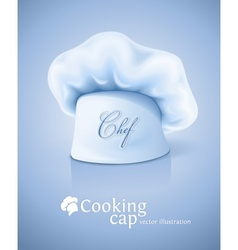Cooking cap vector