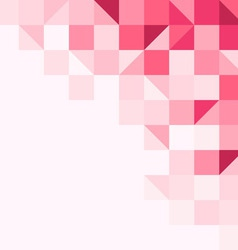 Magenta tinted background vector image vector image