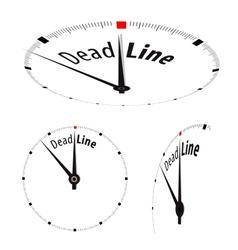 Deadline clock vector