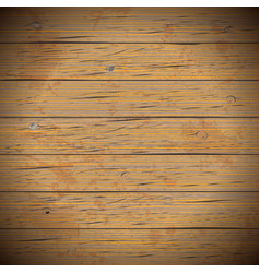 rustic wood planks vintage background vector image vector image