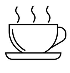 Cofee icon vector