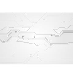 Grey corporate engineering drawing design vector