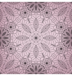 Lace seamless pattern - vector image