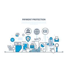 Protection finance deposits insurance transfer vector