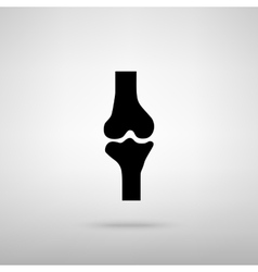 Knee joint sign vector
