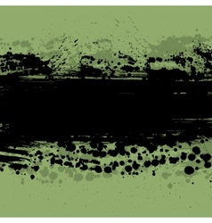 Grunge blots background vector image
