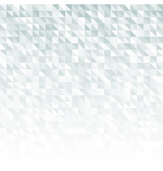 Abstract grey geometric technology background vector