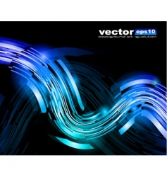 light streaks vector image vector image