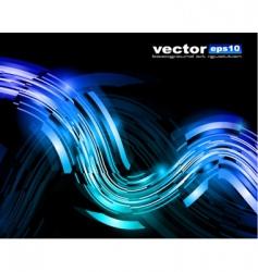 Light streaks vector