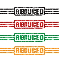 Reduced stamp set vector