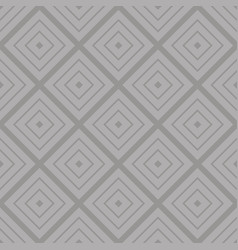 Simple gray background with rombs vector