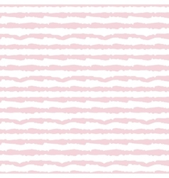 Striped abstract pattern vector image vector image