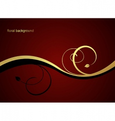 luxury card vector image vector image