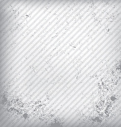 white paper texture as abstract grunge background vector image