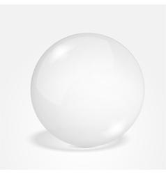 Transparent Sphere vector image