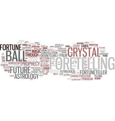 Forever word cloud concept vector