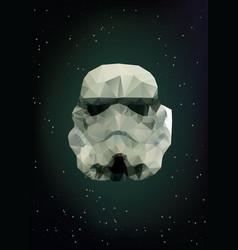 stormtrooper vector image