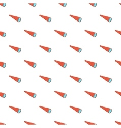 Spyglass pattern cartoon style vector