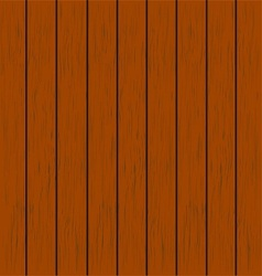 Wood brown texture background vector image