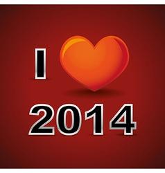 2014 vector image